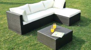 Mobilier de jardin : choisir son salon extérieur et son parasol de ...